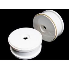 MCD Wheel White Dish Disc 180mm